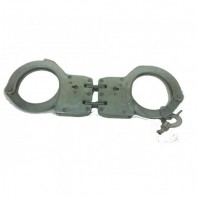 Полицейские наручники БРС -3 (оцинкованные, 1 ключ)